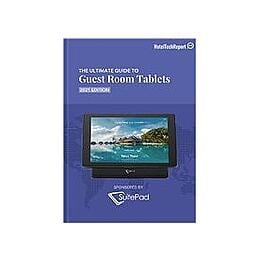 Guide: Guest Room Tablets Buyer's Guide 2021