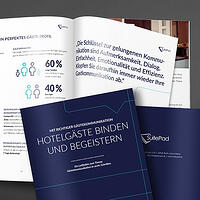 SuitePad ebook - How to bind and delight your hotel guests
