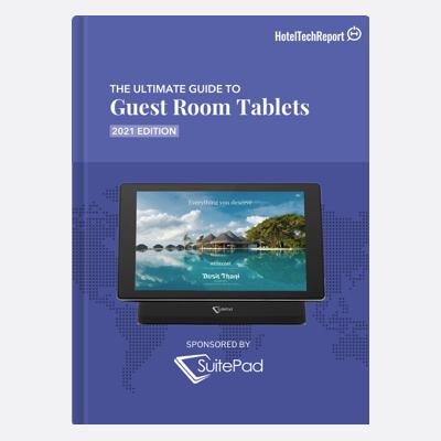 Guide: Einkaufsführer In-Room-Tablets 2021