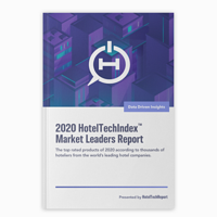 2020 HotelTechIndex Market Leader Report