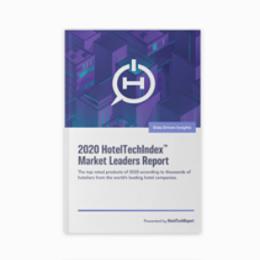 Report: HotelTechReport Market Leaders Index™ 2020