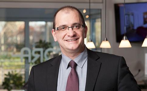 Hans-Jürgen Wenzel, Hoteldirektor des Fora Hotel Hannover