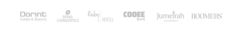 SuitePad Kunden: Hotelketten