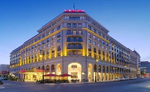 Westin Grand Berlin - SuitePad Customers