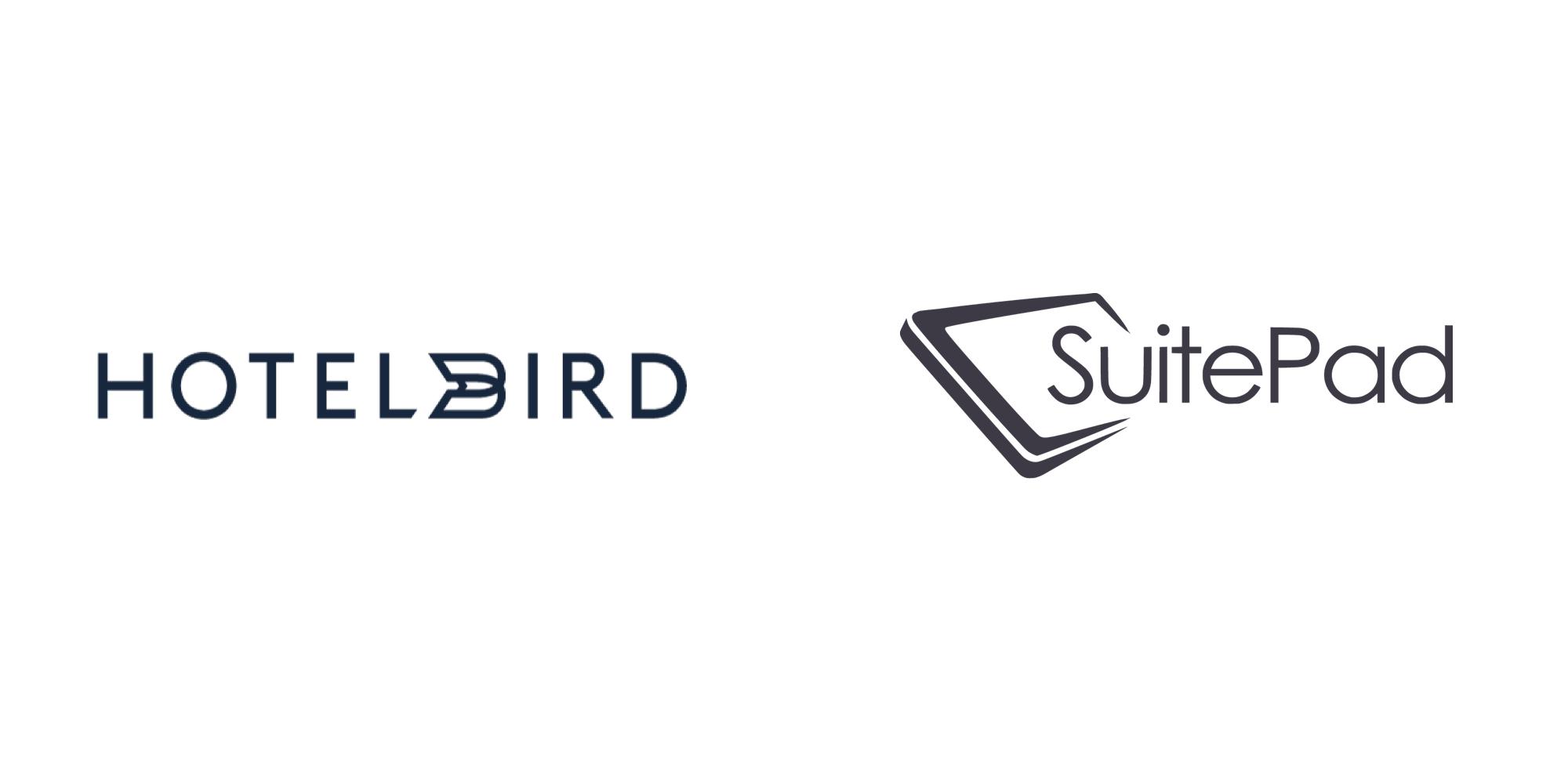 Logobild_hotelbird & suitepad_Hintergrund weiß