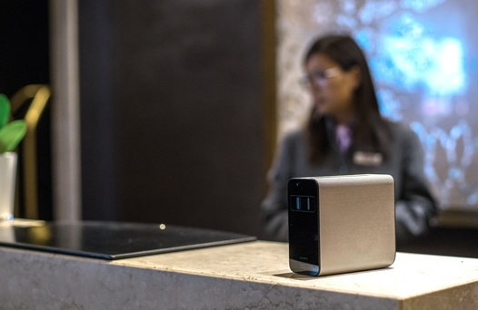 SuitePad Lobby & Sony Xperia Touch