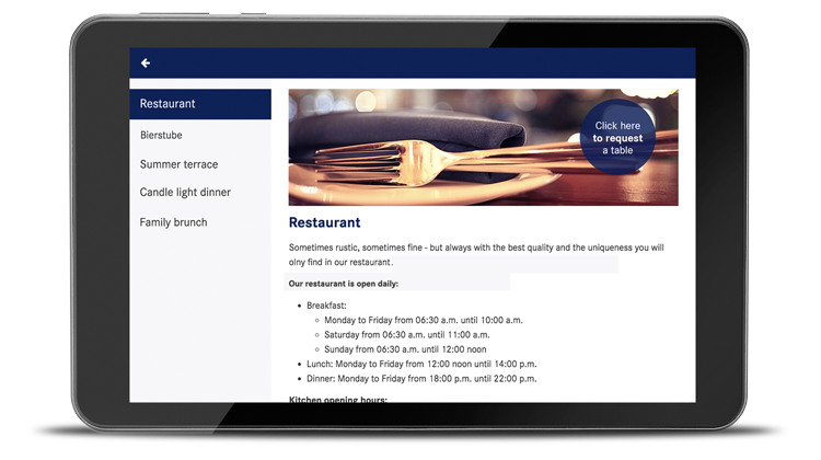 Higher sales revenue with SuitePad