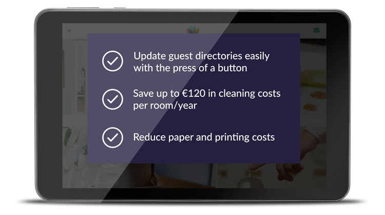 Reduce costs and optimise processes with SuitePad