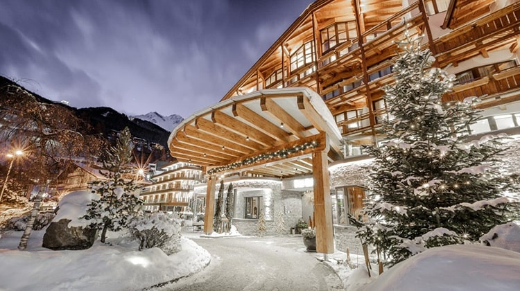 Das Hotel Central in Sölden uses the SuitePad BYOD solution to engage with hotel guests before check-in.
