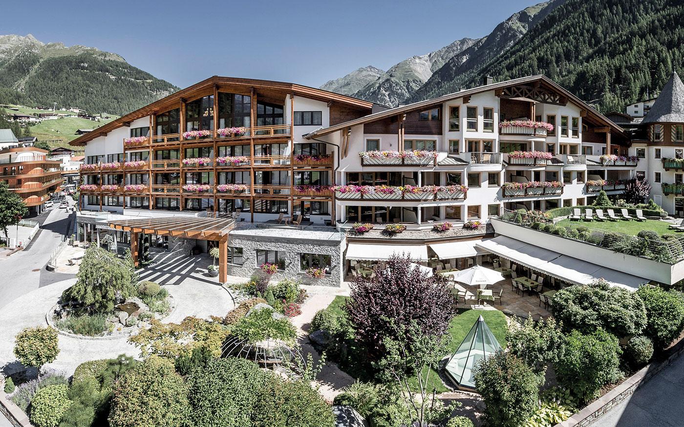 SuitePad für Ferienhotels in den Bergen