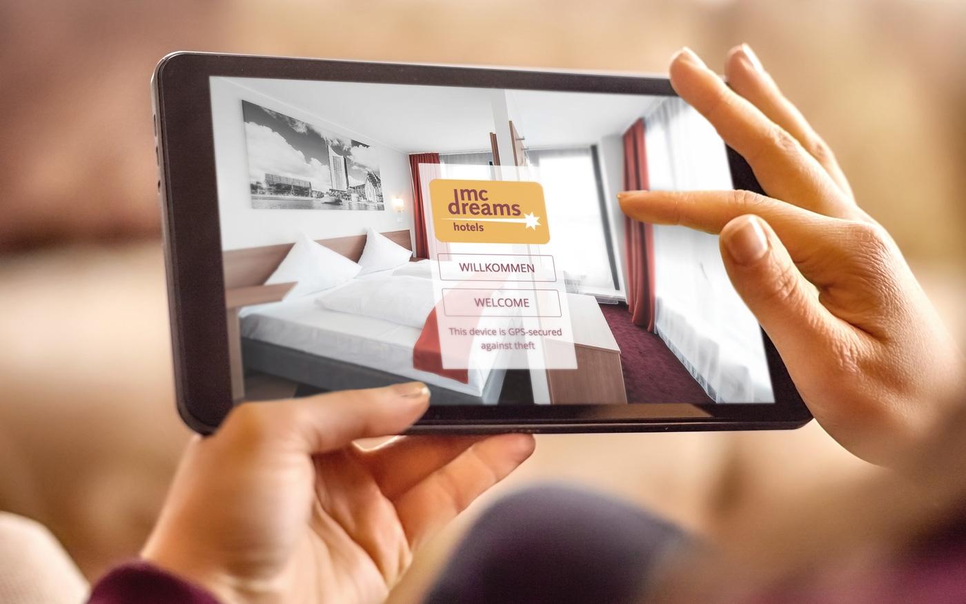 SuitePad stattet mit McDreams Low-Budget-Hotelkette aus
