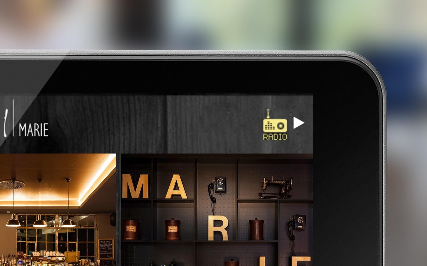 In-Room-Entertainment begeistert Gäste: In den Ruby Hotels begrüßt SuitePad die Gäste mit Musik