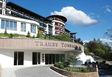 SuitePad Kunde Hotel Taube Tronbach