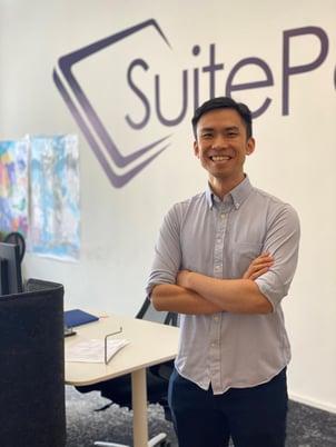 Alex Fong ist neuer VP Engineering