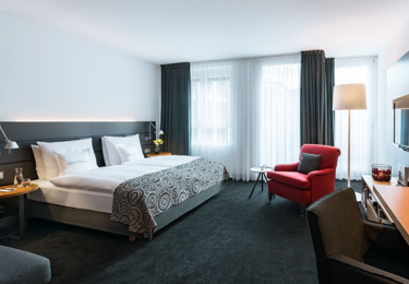 SuitePad Kunde The Madison Hotel Hamburg
