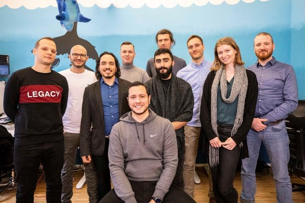 SuitePad Team Produktentwicklung