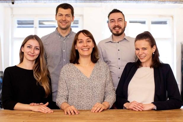 SuitePad Team Human Resources, Office Management und Finance