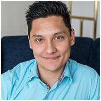 Daniel Rotner, Key Account Sales Manager bei SuitePad