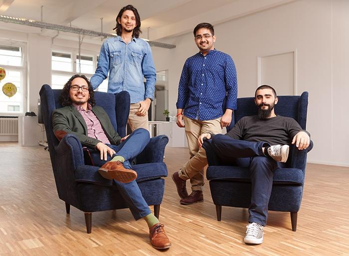 SuitePad Product Development team