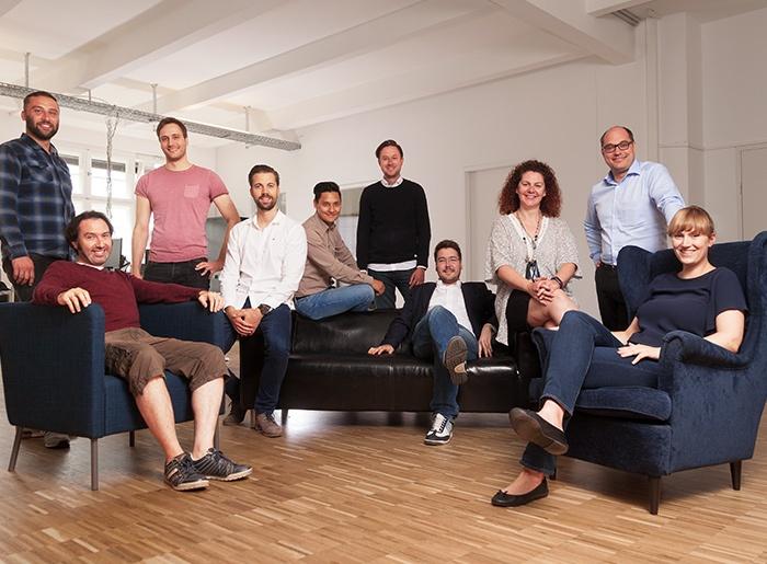 SuitePad Team Marketing und Vertrieb