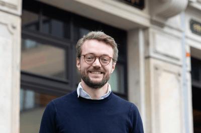SuitePad Gründer und Geschäftsführer: Tilmann Volk