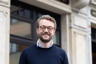 SuitePad Founder and Managing Director: Tilmann Volk