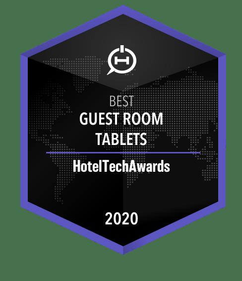 SuitePad HotelTechAward