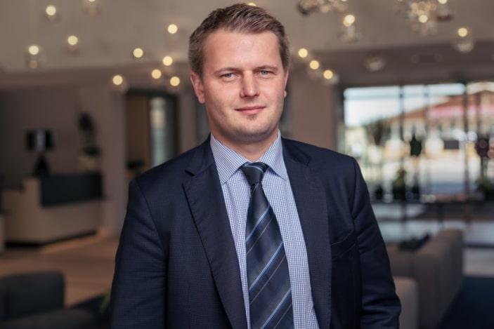 Der Öschbergerhof Hoteldirektor Michale Bartl