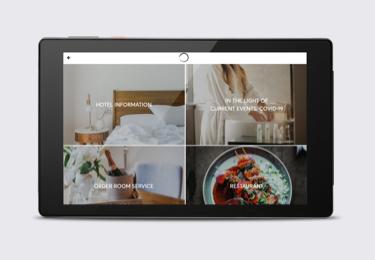 SuitePad & COVID-19: Slide Show